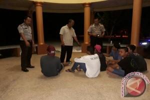 Polsek Tapin Utara Tingkatkan Patroli Antisipasi Kriminal