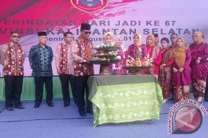 PERAYAAN HARI JADI KE-67 PROVINSI KALSEL