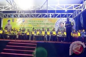 DPP Lantik Kepengurusan PDBI Kalsel