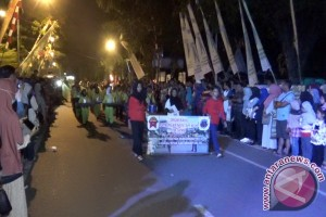 Marching Band Paman Birin Cup Resmi Digelar