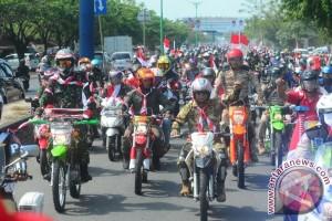 3.500 Peserta Ikuti Kirap Merah Putih