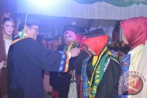Universitas Lambung Mangkurat Wisuda 1.676 Sarjana