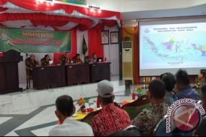 Kejari Tapin Dukung Pemanfaatan Dana Desa