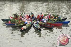 Kalsel Gelar Festival Budaya Pasar Terapung