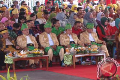 Gubernur: Presiden Dukung Banjarmasin Kota Sungai Terindah