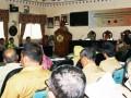 Pemerintah Kabupaten Barito Kuala (Batola) menggelar Workshop Sosialisasi Kajian Resiko Bencana, di Aula Bahalap Kantor Bupati Batola, Selasa (12/9). Foto:Antaranews Kalsel/Arianto/G.