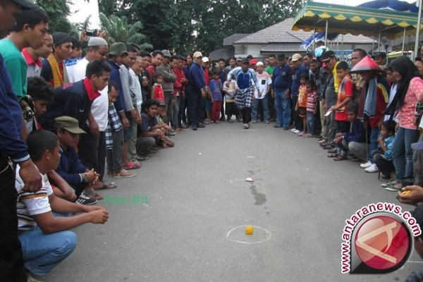 Banjarmasin to perform traditional sports
