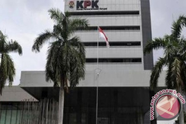 KPK to Tabalong monitors corruption eradication