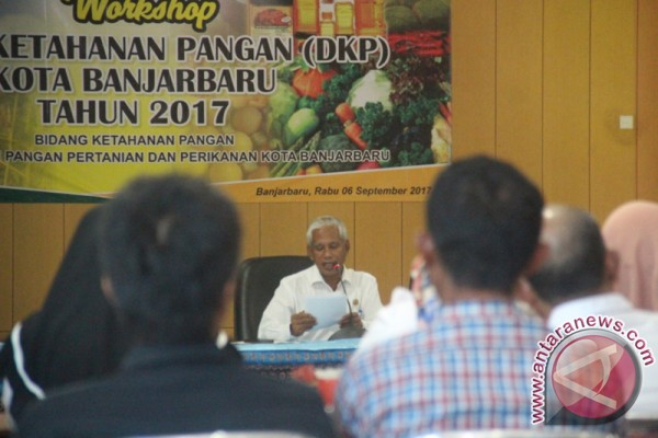 Workshop Ketahanan Pangan
