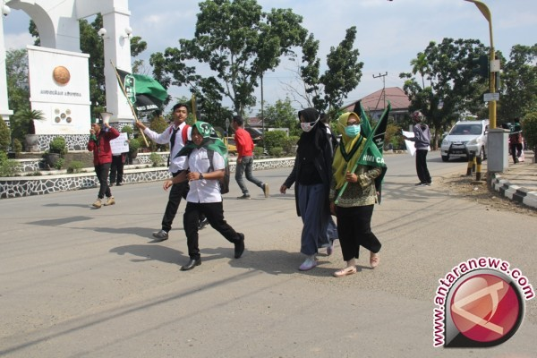 Muslims In South Kalimantan Strongly Condemn Rohinga Genocide