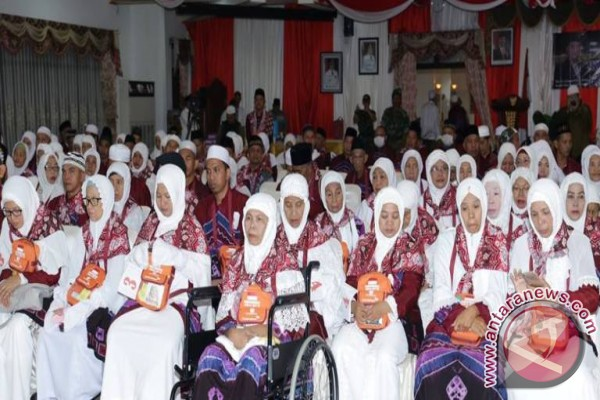 14 September Jemaah Haji HSS Tiba di Tanah Air