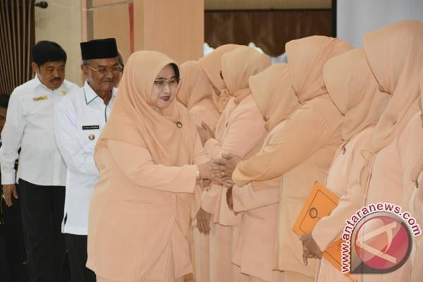 Pengukuhan DWP Unit SKPD Kabupaten Banjar