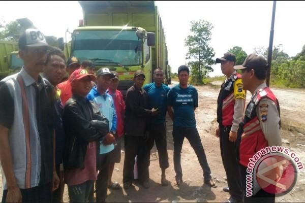 Polsek Tapin Selatan Sosialisasi Bahaya Narkoba