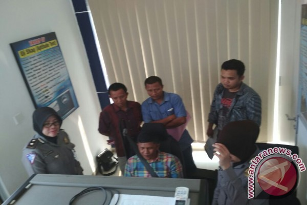 Polda Kalsel Berikan Remedial Kepada Pemohon SIM