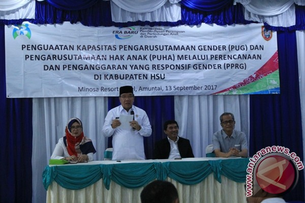 Langkah HSU Masih Panjang Tingkatkan Pengarusutamaan Gender