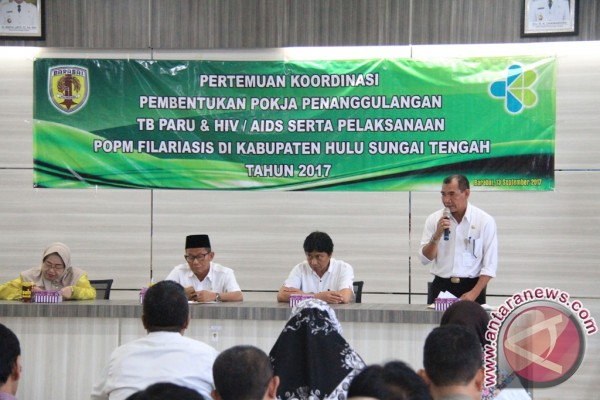 Penyakit HIV/AIDS Di HST  Meningkat