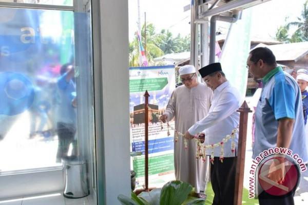 Bupati HSS Resmikan Dua ATM Bank Kalsel Syariah
