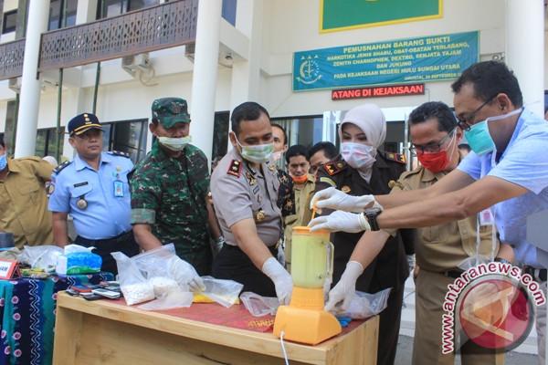 Tanah Bumbu Police Seize 50.16 Gram Sabu-Sabu