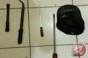 Seorang Pencuri Dibekuk Tim Gabungan Polres HSS