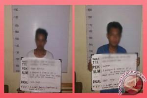 Polisi Ungkap Pencurian Handphone Di RSUD Ulin Banjarmasin