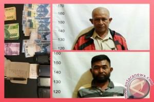 Polisi Tangkap Pelaku Judi Togel Di Terminal