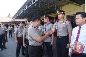 Kapolda Beri Penghargaan Personel Ungkap Kasus Narkoba