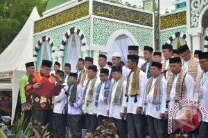 Pembukaan MTQ Nasional Ke XI Tingkat Kabupaten Balangan Meriah