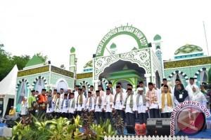 240 Kafilah Ikuti MTQ  Tingkat Kabupaten Balangan