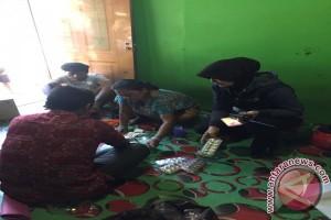 Polsek KPL Tangkap Ibu Rumah Tangga Jual Zenith