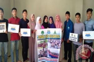 PMII Barabai Galang Dana Untuk Muslim Rohingya