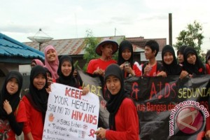 Dinkes HSS Kampanyekan ABAT Cegah HIV/AIDS