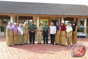 SMPN 4 Gandeng TNI Tingkatkan Wawasan Kebangsaan
