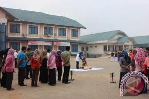 Karyawan RSUD Tanah Bumbu Terima Pelatihan BHD