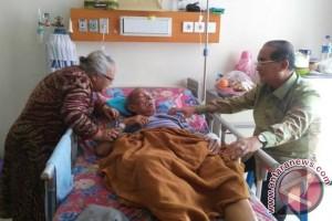 Mantan Bupati HSS H Muhammad Arlan Berpulang
