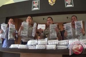 Polres Kotabaru Gagalkan Peredaran 35.000 Butir Carnophen