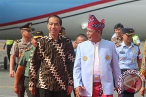 Gubernur: Warga  Kalsel Bangga Kedatangan Jokowi