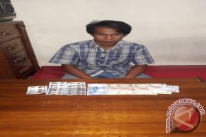 Polisi Tangkap Pengedar Carnophen Usai Kecelakaan