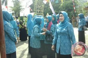 Tim Evaluasi Provinsi Akui Perkembangan Desa Beramban