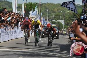 Pembalap Australia Juara Etape I TDM