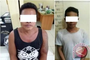 Dua Pengedar Carnophen Kandangan Ditangkap Polisi