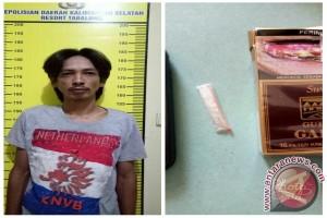 Polres Tabalong Tangkap Penjaga Ponsel Jual Sabu-Sabu