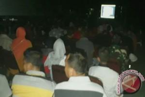 Jangan Lupakan Sejarah, Kodim Banjarmasin Putar Film G30S/PKI