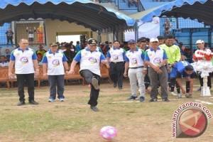 102 Klub Ikuti  Turnamen Gala Desa Cup Tahun 2017