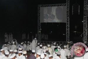 Ribuan Warga HST Saksikan Film G30S PKI