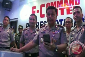 Polres Kotabaru Luncurkan Electronic Command Center