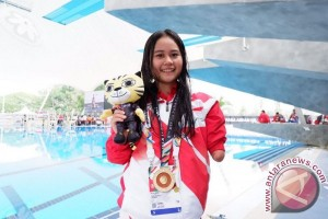 Balangan athlete won gold in ASEAN Para Games