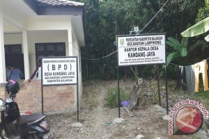 Kantor Kepala Desa Dijadikan Wadah Transaksi Pil Zenith