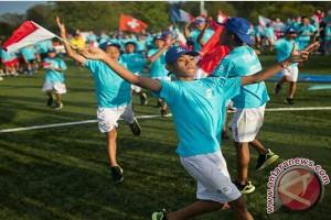 Garuda Muda Indonesia Kalahkan Inggris Dua Gol Tanpa Balas