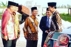 Presiden Joko Widodo Kunjungi Batola