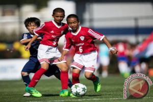 Garuda Muda Indonesia Kalahkan Jepang DI AquaDNC 2017